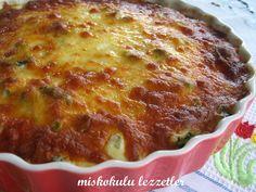 miskokulu lezzetler: Fırında Yoğurtlu Sebze