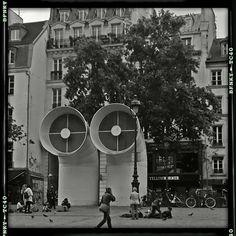 Beaubourg eyes #paris