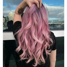 Hair coloring ❤ liked on Polyvore featuring beauty products, haircare, hair color and hair
