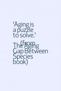 The aging gap between species Aging is a puzzle to solve. Season Calendar, Excited About Life, Slow Down, Books To Read, How To Make Money, Gap, Life Quotes, Puzzle, Community