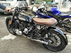 #Motorecyclos Boxer Shine on the road