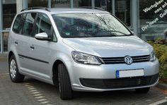 Volkswagen Touran II. Facelift