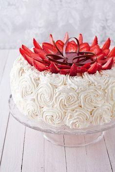 Торт от итальянского кондитера – Луки Монтерсино