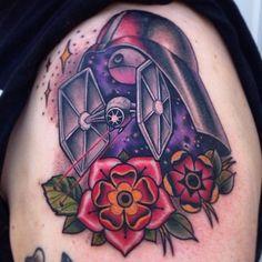 Bildergebnis für star wars tattoos