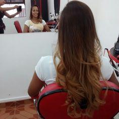 Ombré Hair Agende seu horário Fone: 2026-5497 Whatsapp: 95919-1903 Tim Endereço: Rua Marilena, 69 Ponte Rasa SP.