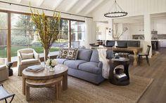 Decoração e Ideias   casa e jardim: ambientes decorados