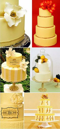 A little yellow cake!!!