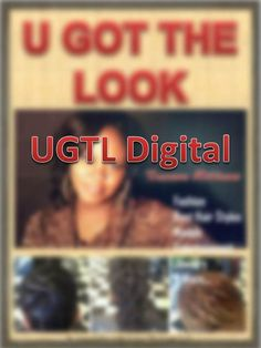 I want to thank Vanessa Williams for letting us feature him in our UGTL #Magazine and to show our Appreciation we customized a magazine for you and your customers... This magazine will be on sale at http://www.ugotthelook.com