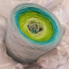 Nr.212 Hochbausch: 8 Farben Mix: silbergrau lindgrün heller Apfel apfelgrün oceangrün aqua eisblau aluminium