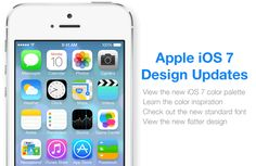 Have You Seen These Apple iOS 7 Design Updates? #apple #design #ios7