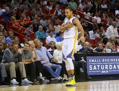 "Stephen Curry on winning MVP: ""Obviously it's a tangible goal right now."""