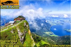 Schafberg mountain, Austria ..!! #Best #Taxi and #driver #service #provider #ahmedabad Call : 78-78-886-886 www.hello2taxi.com
