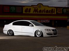 vw stance | 2006 Vw Passat 2 0T Stance Photo 12