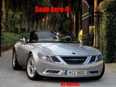 Saab Concepts & Prototypes The Saab Aero 9 Hardtop Convertible(images courtsey of Motortrend/Kirill Ougarov)