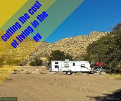 Cut Cost of living in Rv