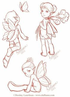 Fairy babies