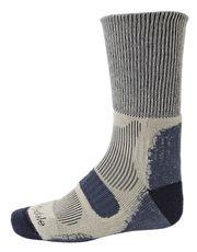 #Bridgedale Mens Coolfusion Light Hiker Sock - Indigo #This light hiking sock is the Bridgedale Coolfusion Light Hiker, a woolen sock suitable for hiking long or short trails