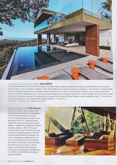 Villa Facenda Vertigo & Villa Kabru in Bahia , Brazil designed by Daniela Karagi