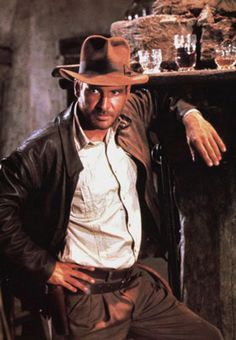 Indiana Jones. One of the greatest movie characters ever.