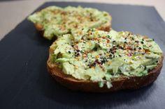 The Hungry Girlfriend | Avocado Toast