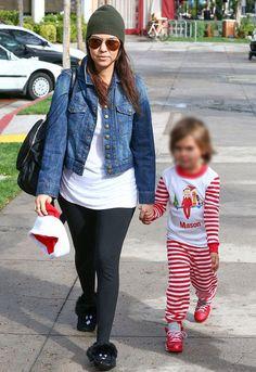 Snap Jacket in Loved as seen on Kourtney Kardashian - designed by Current/Elliott