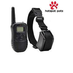 HotSpot Pets Wireless Rechargeable Dog Training Collar W/ 100 Level Tone, Vibration & Shock - Walmart.com - Walmart.com Furry Tails, Dog Shock Collar, Cute Dog Collars, Best Dog Training, Aggressive Dog, Training Collar, Dog Costumes, Large Dogs, Best Dogs
