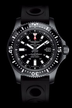 Superocean 44 soecial. 1000 m under water! Wow. And what a nasty look. I am really excited to lnow the price