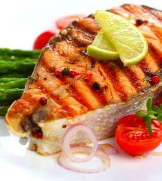 Siracha Lime Salmon