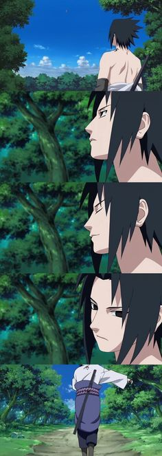 Sasuke is glad when Naruto be save Right?