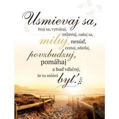 Skupiny a blogy - Všetko z blogov Jesus Loves Me, Motto, Self Love, Bible, Names, Rado, Positivity, My Love, Quotes