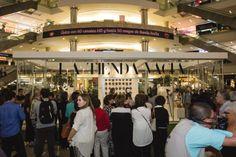 La Tienda Vacía en el Centro Comercial Santafé Medellín