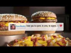 McDonald's cria campanha com comentários de consumidores || Exame.com
