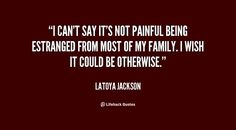 Quotes About Estranged Family. QuotesGram