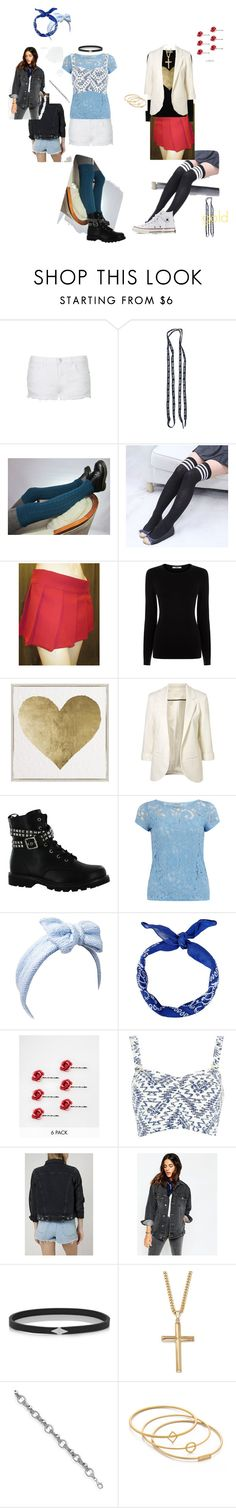 """Whitney and Britney ~causal"" by secretz-007 ❤ liked on Polyvore featuring Topshop, Mishka, Little Flower, Oasis, Oliver Gal Artist Co., Gotta Flurt, Dorothy Perkins, ASOS, River Island and Wendy Nichol"