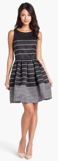Farb-und Stilberatung mit www.farben-reich.com - Stripes & polka dots!