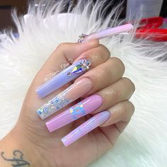 French Acrylic Nails, Best Acrylic Nails, French Nails, Gorgeous Nails, Pretty Nails, Aycrlic Nails, Fire Nails, Young Nails, Luxury Nails