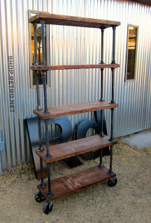 Vintage Industrial Inspired Furniture farmhouse