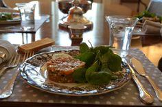 Tartare de salmón/ Salmon tartare