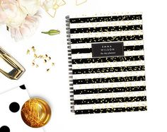 Personalised Recipe Book Random Spots by LetterLoveDesigns
