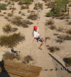 Zip Line Phoenix, Scottsdale Arizona