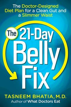 The 21-Day Belly Fix by Dr. Taz MD
