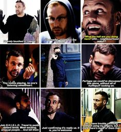 Best of Lance Hunter I miss him. I was hoping to see him and Bobbi in the Framework like how we saw Trip