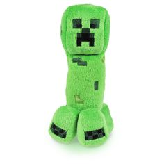 "Minecraft 7"" Plush Creeper"