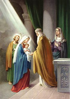 our lady of candlemas | Blessed Journey: Candlemas