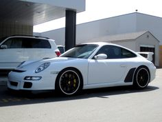 First time seeing this local 911 GT3. #porsche #911gt3