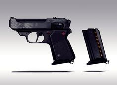 Small gun Concept i by *torvenius
