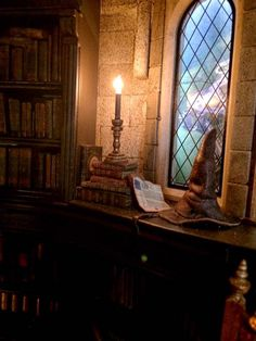 Harry Potter Dumbledores Office