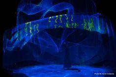 Compagnia Tpo - Bleu © Ilaria Costanzo