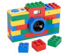 or this lego camera, it works!!