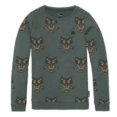 The Future is Ours Wolfblood Sweater - Adorablekidzz